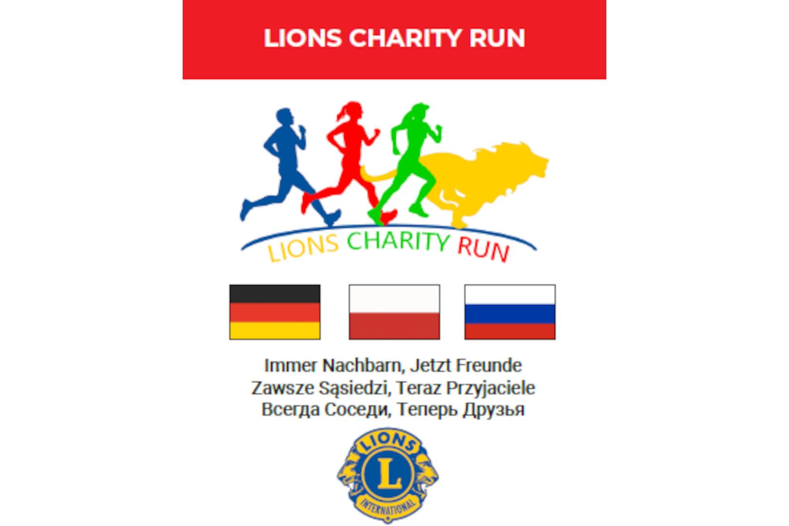LIONS CharityRun 2021